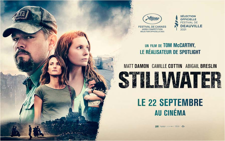 Stillwater avec TF1 & Vous