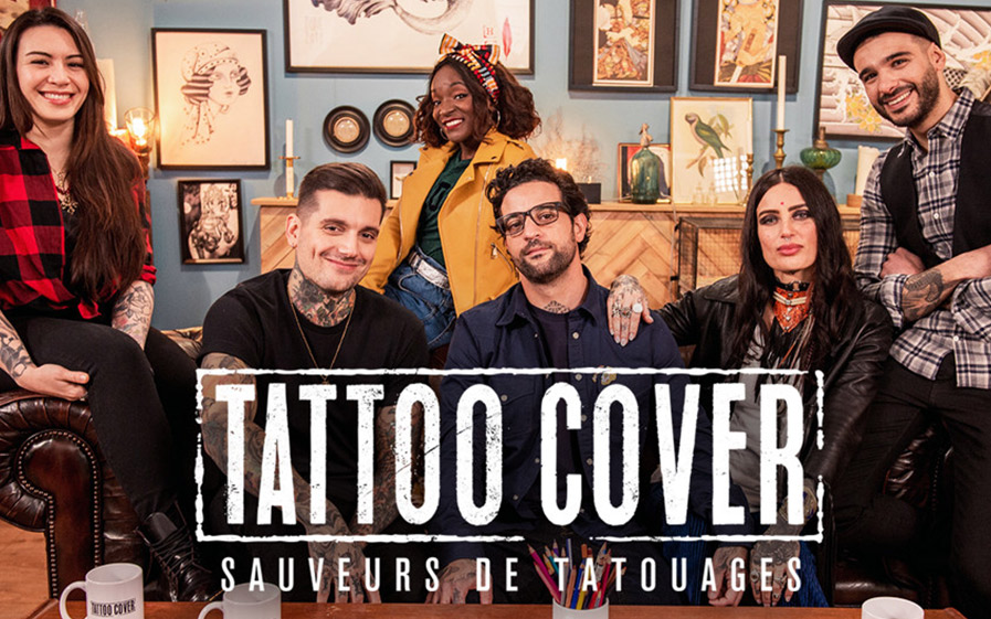 Tattoo Cover sur TFX