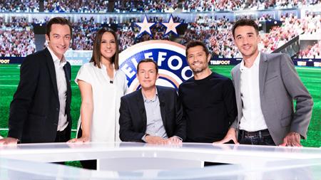 Visuel du programme Téléfoot