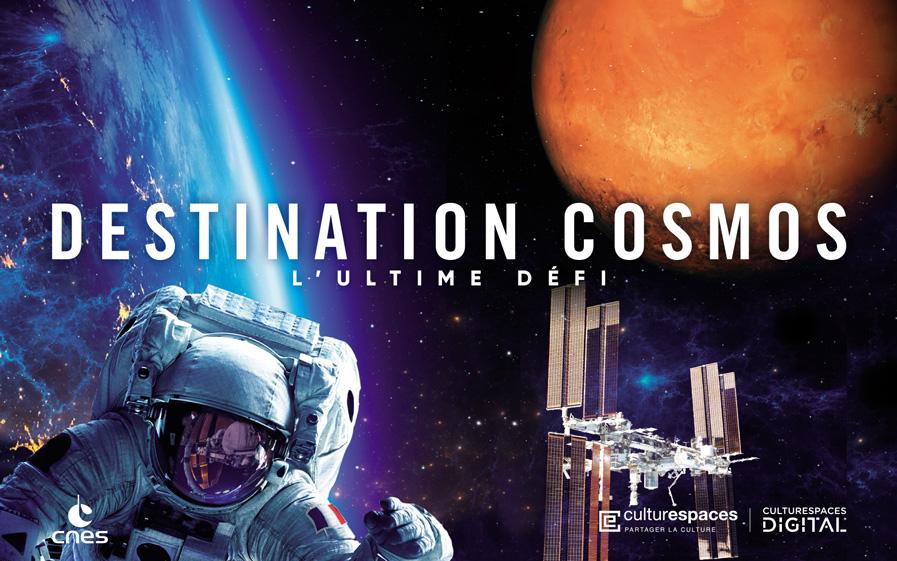 Destination Cosmos TF1 et Vous