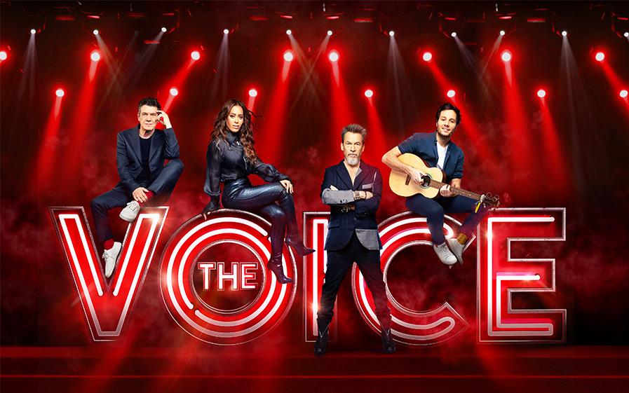 The Voice 2021 sur TF1