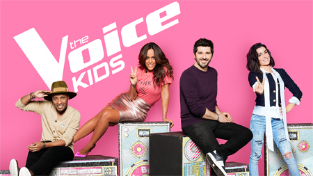 Visuel du programme The Voice Kids