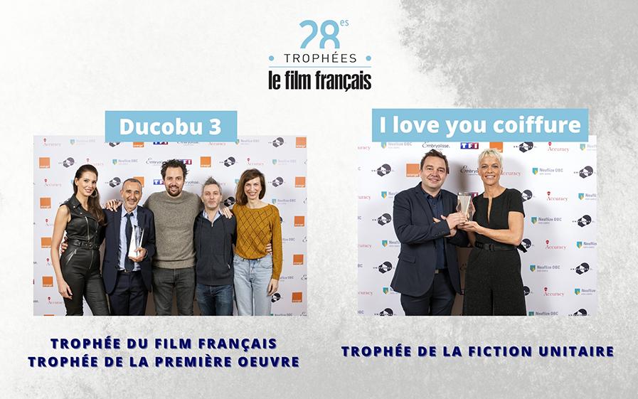 Trophées du film français 2021