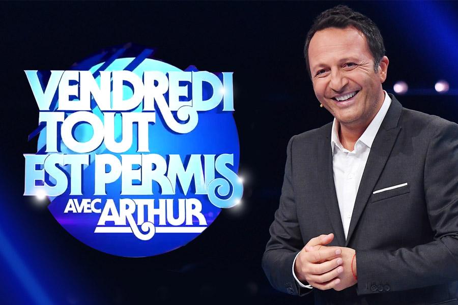 """Assistez à l'émission """"VENDREDI TOUT EST PERMIS avec ARTHUR"""" : contact et inscription"""