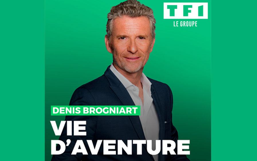 """Interview de Denis Brogniart sur son podcast """"Vie d'aventure"""""""