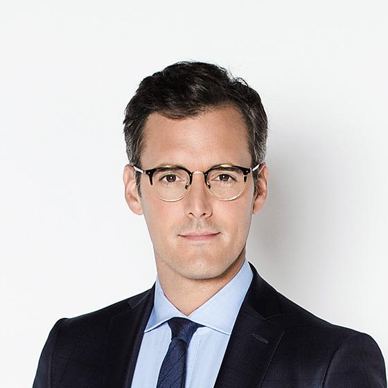Visuel d'Adrien Borne, journaliste sur LCI