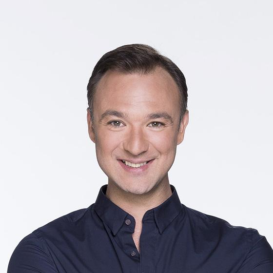 Visuel d'Alexandre Devoise, présentatrice sur TF1 : Téléshopping
