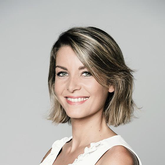 Visuel d'Anne-Chloé Bottet, journaliste sur LCI