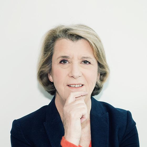 Visuel d'Arlette Chabot, journaliste sur LCI