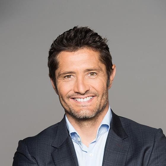 Visuel de Bixente Lizarazu, consultant sportif sur TF1