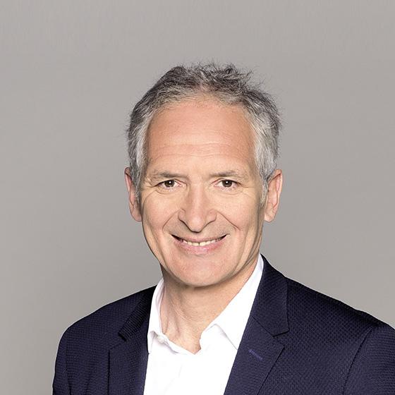 Visuel de Christian Jeanpierre, présentateur sur TF1 : Téléfoot