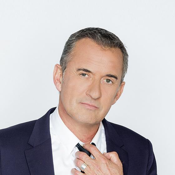 Visuel de Christophe Dechavanne, présentateur sur TF1