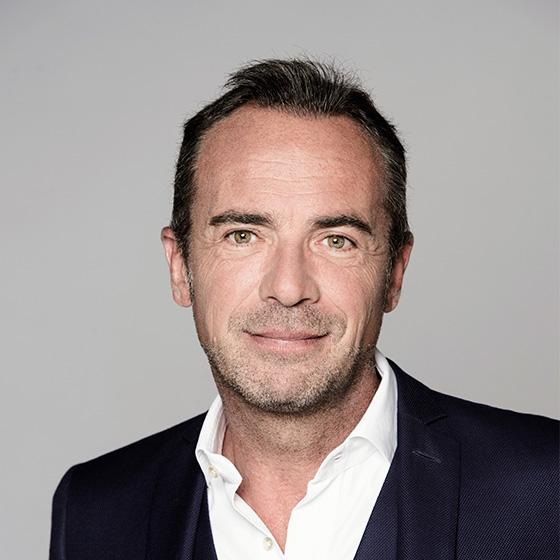 Visuel de Christophe Moulin, présentateur sur LCI