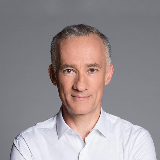 Visuel de Gilles Bouleau, journaliste chez TF1