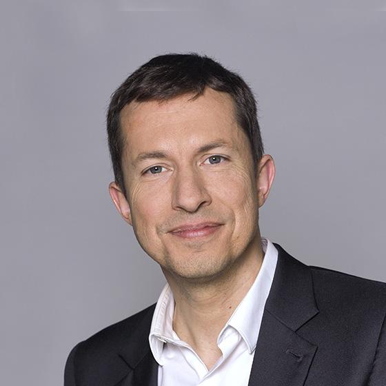Visuel de Grégoire Margotton, journaliste sportif sur TF1