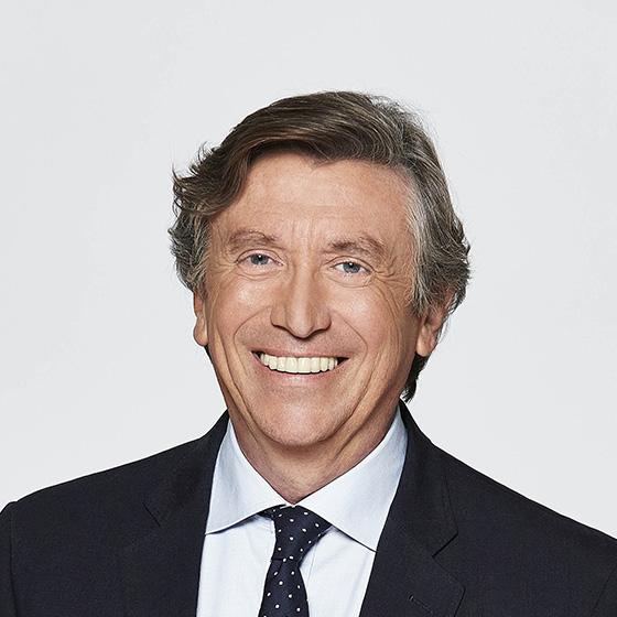Visuel de Jacques Legros, journaliste sur TF1