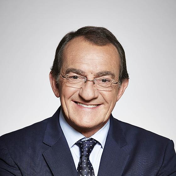 Visuel de Jean-Pierre Pernaut, présentateur du journal de 13H