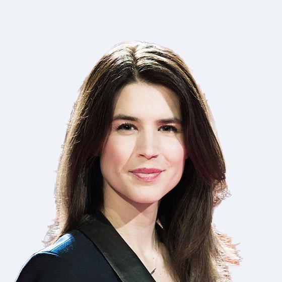 Visuel de Julie Denayer, journaliste et présentatrice sur TFX : Chroniques criminelles
