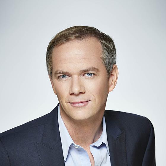 Visuel de Julien Arnaud, journaliste sur LCI et TF1