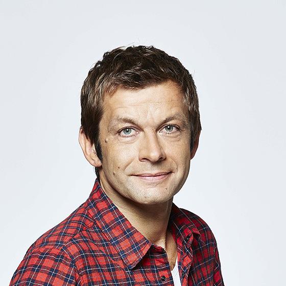 Visuel de Laurent Mariotte, présentateur sur TF1 : Petits plats en équilibre