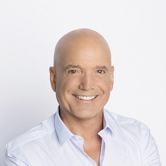 Visuel de Louis Bodin, présentateur de la météo sur TF1