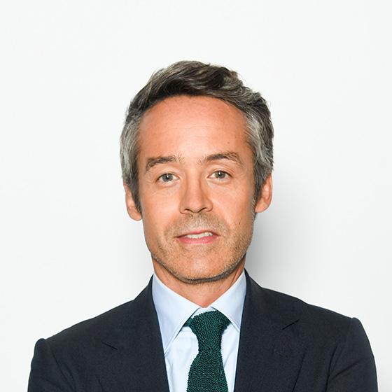 Visuel de Yann Barthès, journaliste et présentateur sur TMC
