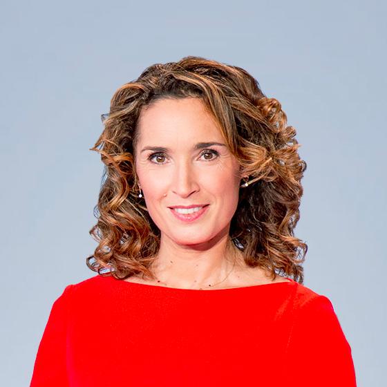 Marie-Sophie Lacarrau, journaliste de TF1