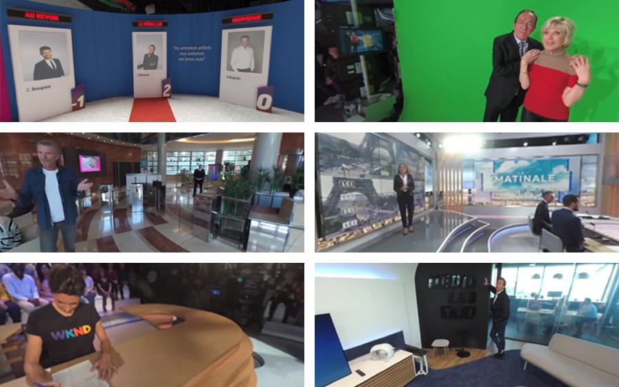 TF1 & Vous : visitez les coulisses de TF1 avec vos animateurs