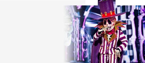 Quel costume de Mask Singer êtes-vous ? Faites le quiz !