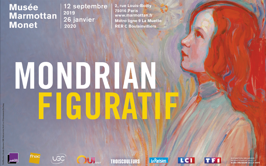 TF1 et LCI vous offre des invitations et son catalogue de l'exposition Mondrian figuratif