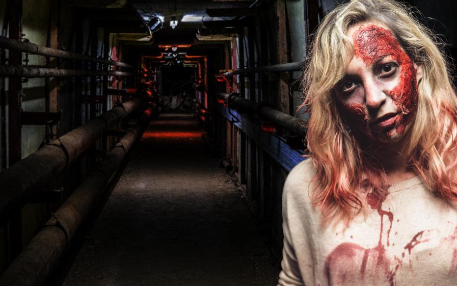 TF1 et Zomb'In The Dark vous offrent une expérience inédite.