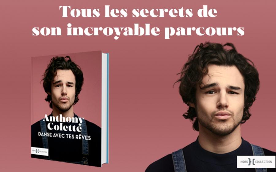 Anthony Colette - Danse avec tes rêves