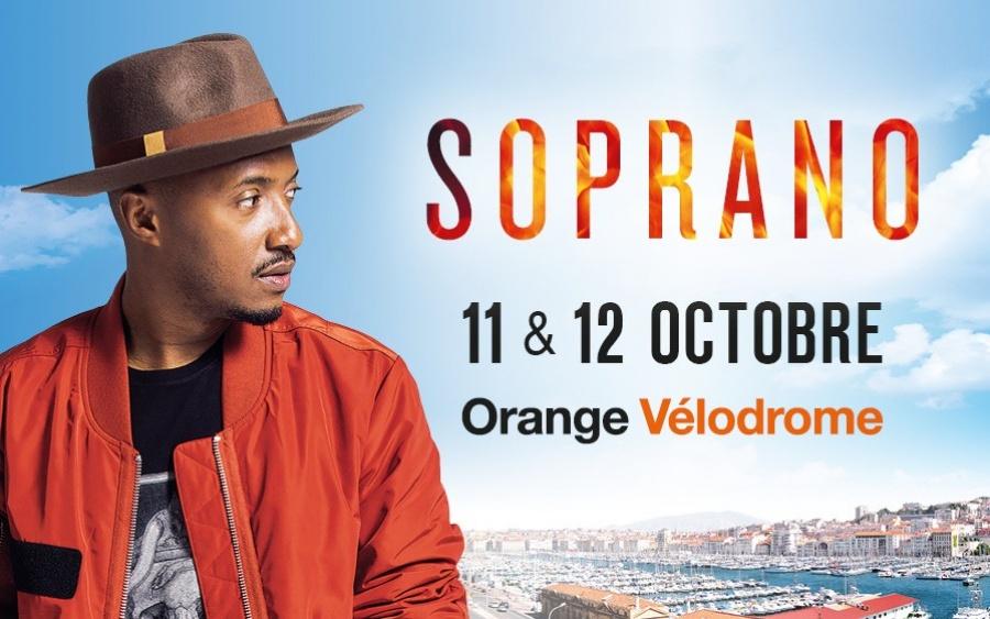 Gagnez des places au concert de Soprano !