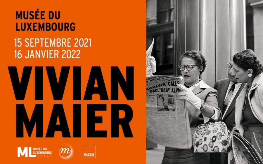 TF1 vous invite à découvrir l'univers de la photographe Vivian Maier.