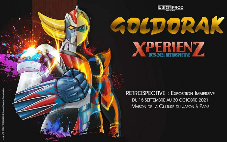Goldorak Xperienz avec TF1