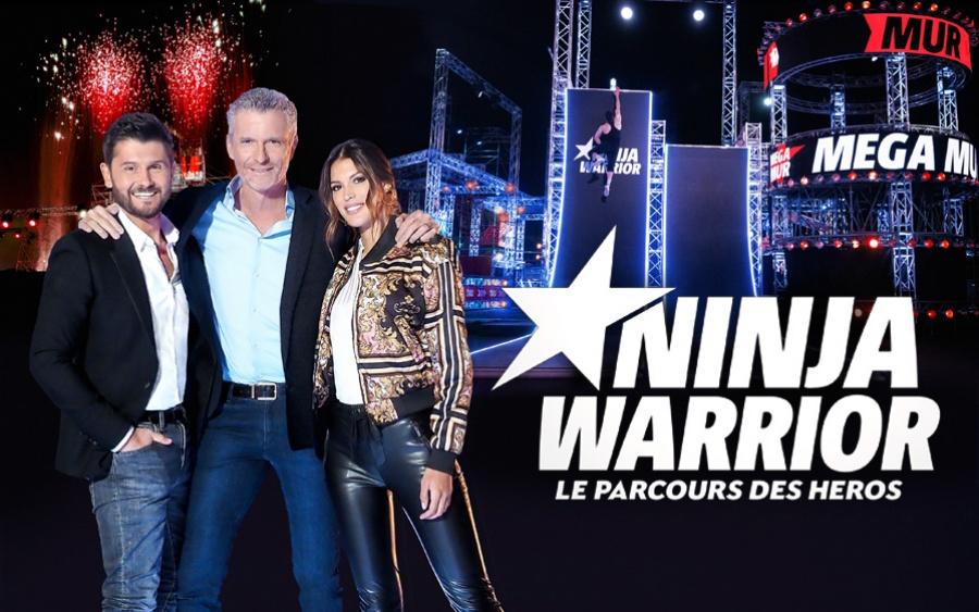 Jeu-concours à l'occasion de la nouvelle saison de Ninja Warrior : répondez au quiz de Christophe Beaugrand