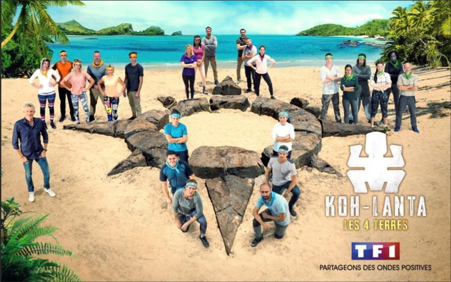 Pronostics : Koh-Lanta, les 4 terres
