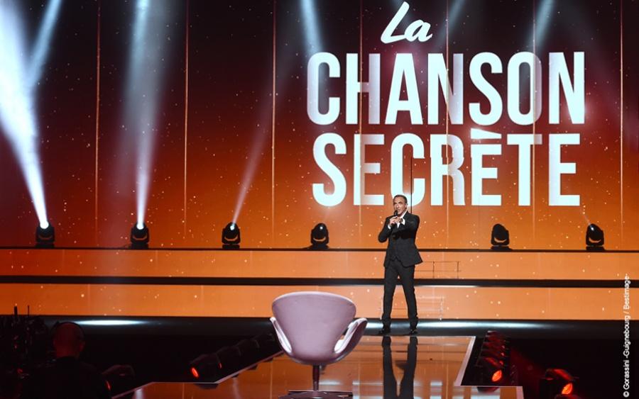Inscrivez-vous pour assister à l'enregistrement de l'émission La Chanson Secrète avec TF1 & Vous !
