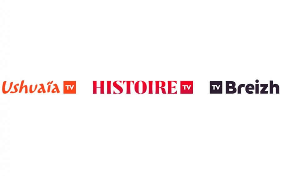 Logos chaînes thématiques