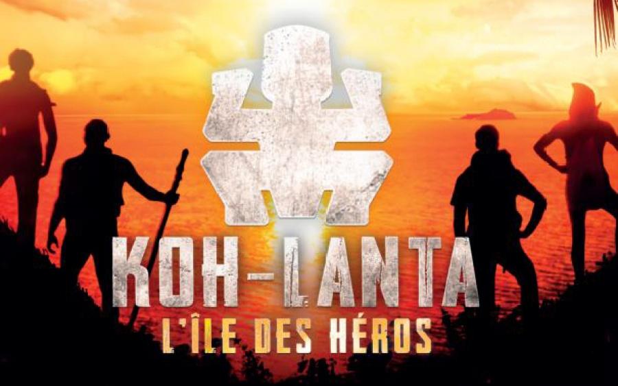 Visuel de Koh-Lanta, l'Ile des Héros