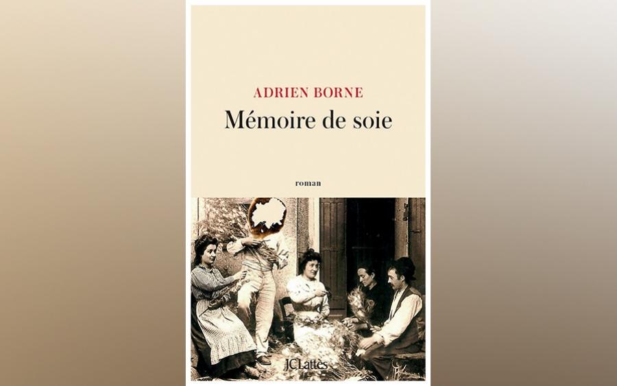 Gagnez le premier roman d'Adrien Borne