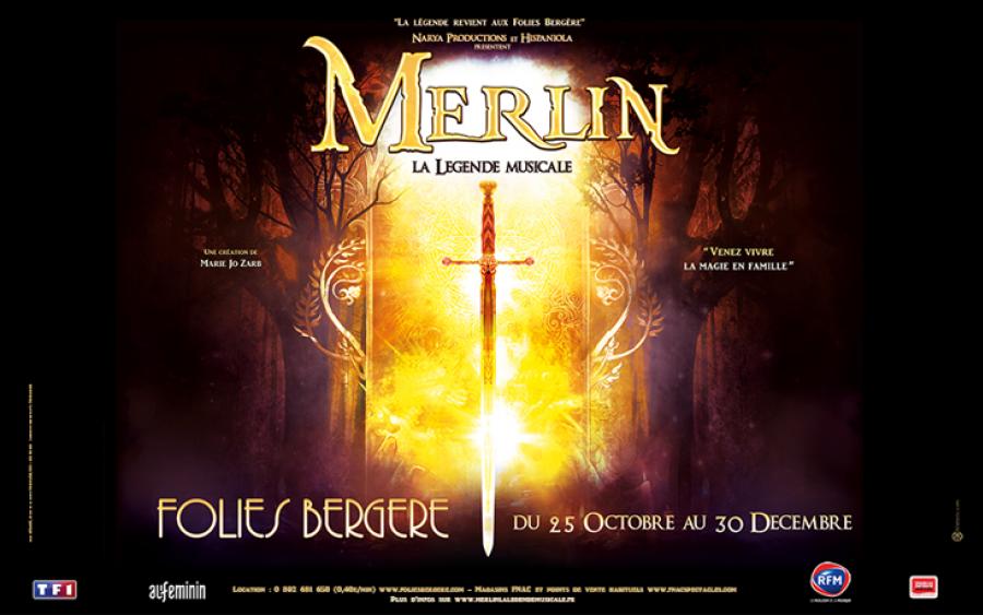 Merlin, la légende jeu-concours TF1 & Vous