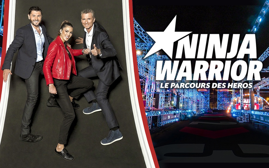 Visuel du programme Ninja Warrior
