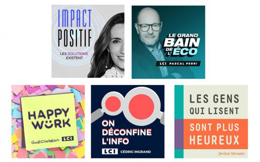 Les podcasts de l'Info