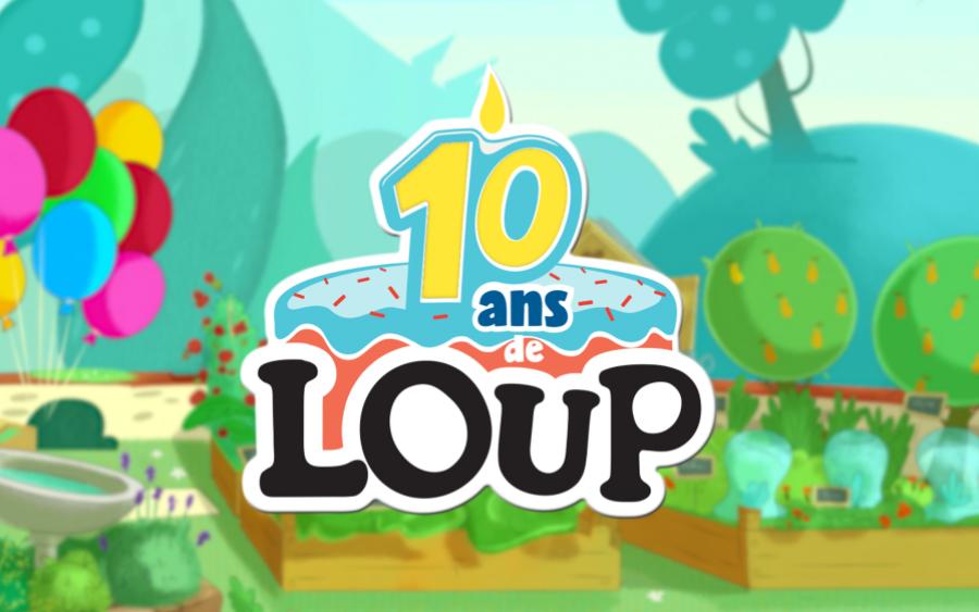 TF1 vous invite à l'Avant-Première de la série animée « LOUP »
