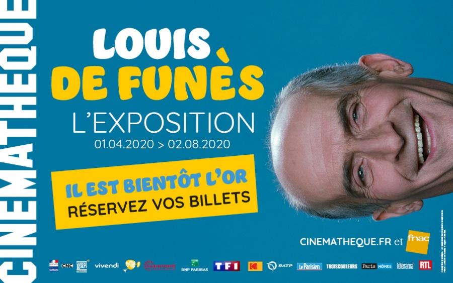 Louis de Funès rétrospective