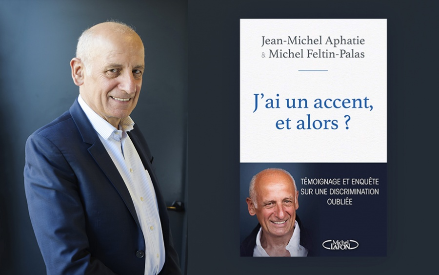 livre « J'ai un accent, et alors ? » écrit par Michel Aphatie et Michel Feltin-Palas