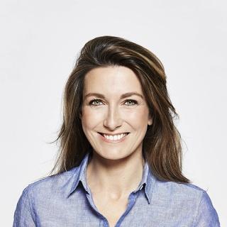 Visuel d'Anne-Claire Coudray, présentateur des JT week-end
