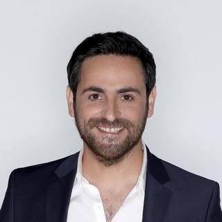 Visuel de Camille Combal, présentateur sur TF1 : Danse avec les stars, Qui veut gagner des millions ?