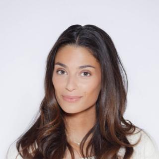 Visuel de Tatiana Silva, présentatrice de la météo sur TF1 et LCI